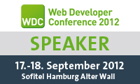Web Developer Conference (WDC) 2012