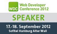 Web Developer Conference (WDC) 2012
