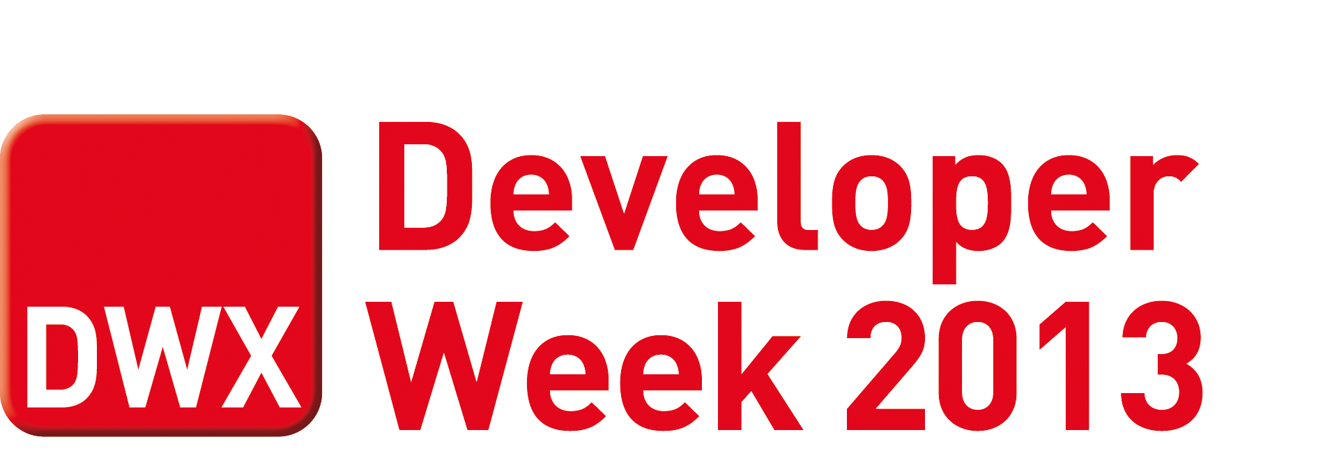 Logo_Developer Week_2013